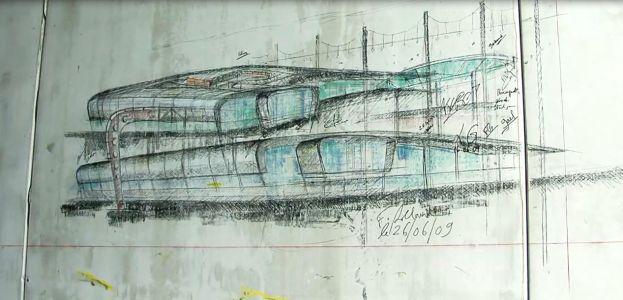 Atelier Rolland - Station De Maintenance Trammway - Angers