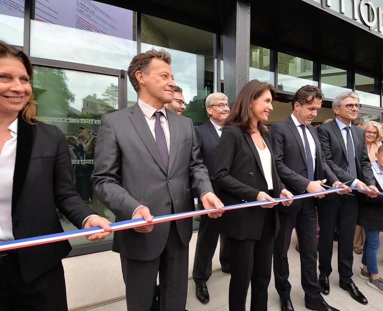 Inauguration Centre Congrès Angers 3 mai 2019